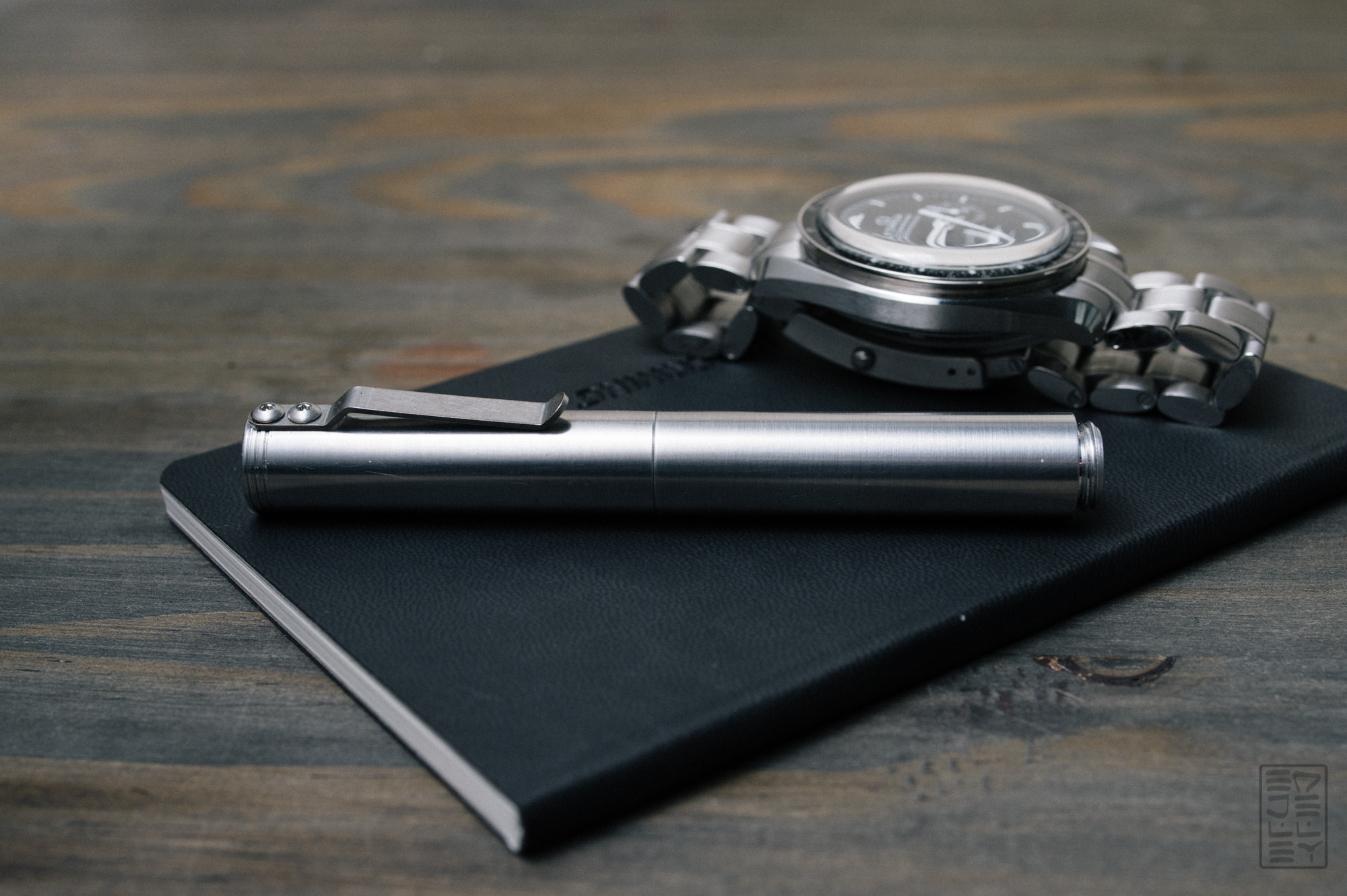 Schon DSGN The Clip Pen Review – edjelley.com – Fountain Pen, Ink ...