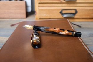 iPenstore Rosetta Magellan Fountain Pen Review-3