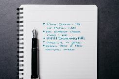 Pilot Custom 912 Fountain Pen Music Nib Review-12