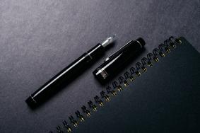 Pilot Custom 912 Fountain Pen Music Nib Review-7