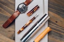 Karas Kustoms Decograph 1702 Fountain Pen Review-12