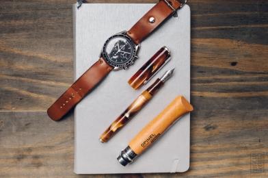 Karas Kustoms Decograph 1702 Fountain Pen Review-6
