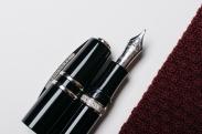 Visconti Homo Sapiens Elegance Fountain Pen Review-2