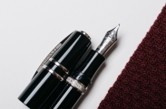 Visconti Homo Sapiens Elegance Fountain Pen Review-2