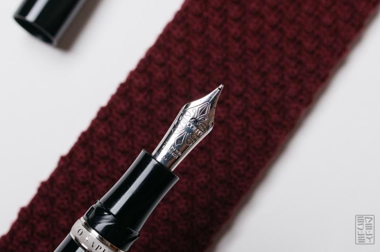 Visconti Homo Sapiens Elegance Fountain Pen Review-5