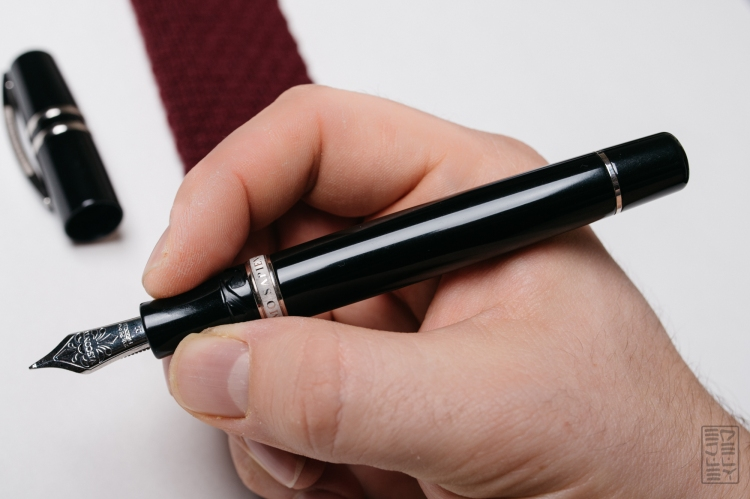 Visconti Homo Sapiens Elegance Fountain Pen Review-6