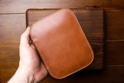 Galen Leather Walden Woodworks Case Review-6