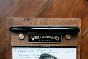 Wacher Ebonite Urushi Fountain Pen Kickstarter-1