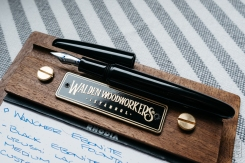 Wacher Ebonite Urushi Fountain Pen Kickstarter-14