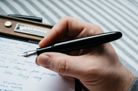 Wacher Ebonite Urushi Fountain Pen Kickstarter-15
