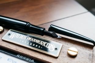 Wacher Ebonite Urushi Fountain Pen Kickstarter-3