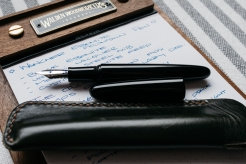 Wacher Ebonite Urushi Fountain Pen Kickstarter-5