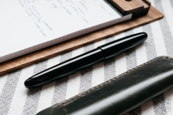 Wacher Ebonite Urushi Fountain Pen Kickstarter-7
