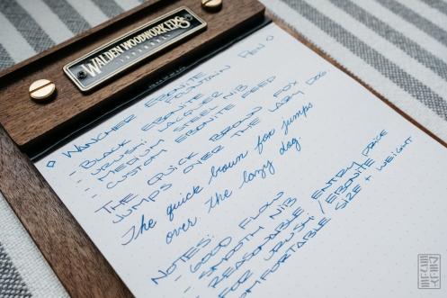 Wacher Ebonite Urushi Fountain Pen Kickstarter-8
