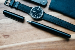 Lamy Aion Black Fountain Pen Review-11
