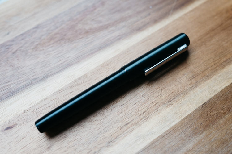 Lamy Aion Black Fountain Pen Review-3