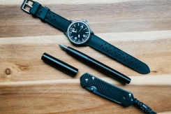 Lamy Aion Black Fountain Pen Review-9