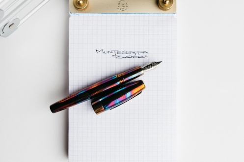 Montegrappa Blazer Fountain Pen Review-11