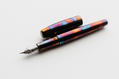 Montegrappa Blazer Fountain Pen Review-3