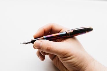 Montegrappa Blazer Fountain Pen Review-5