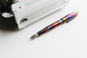 Montegrappa Blazer Fountain Pen Review-6