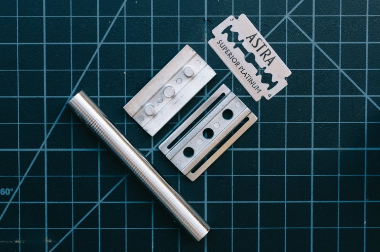 Tactile Turn Double Edge Razor-5