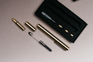 Inventery Pocket Fountain Pen Review-6