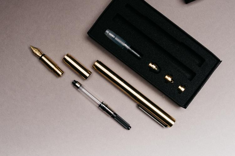 Inventery Pocket Fountain Pen Review-6