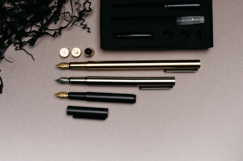 Inventery Pocket Fountain Pen Review-7