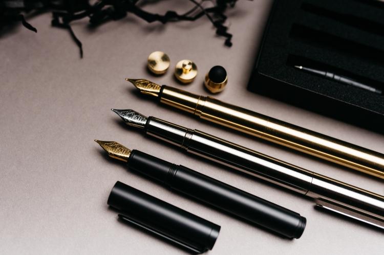 Inventery Pocket Fountain Pen Review-8