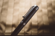 Aurora Talentum Black Ops Fountain Pen Review-1
