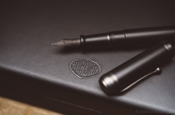 Aurora Talentum Black Ops Fountain Pen Review-11
