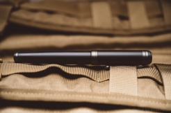 Aurora Talentum Black Ops Fountain Pen Review-8