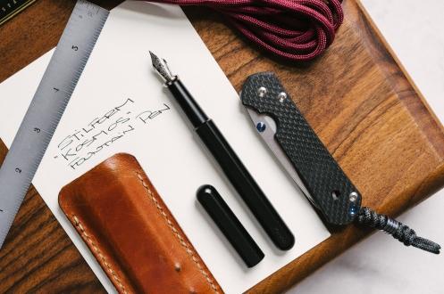 Stilform KOSMOS Fountain Pen Kickstarter-14