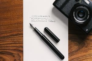 Stilform KOSMOS Fountain Pen Kickstarter-6