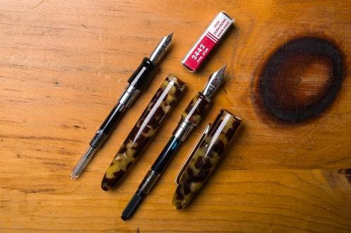 Esterbrook Estie Fountain Pen Reivew Vintage Nib-1
