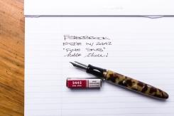 Esterbrook Estie Fountain Pen Reivew Vintage Nib-3