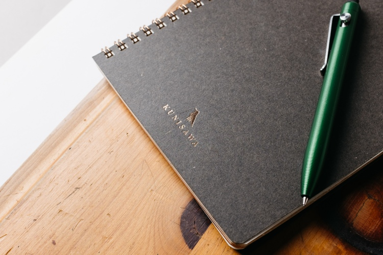Kunisawa Find Notebook Review 2