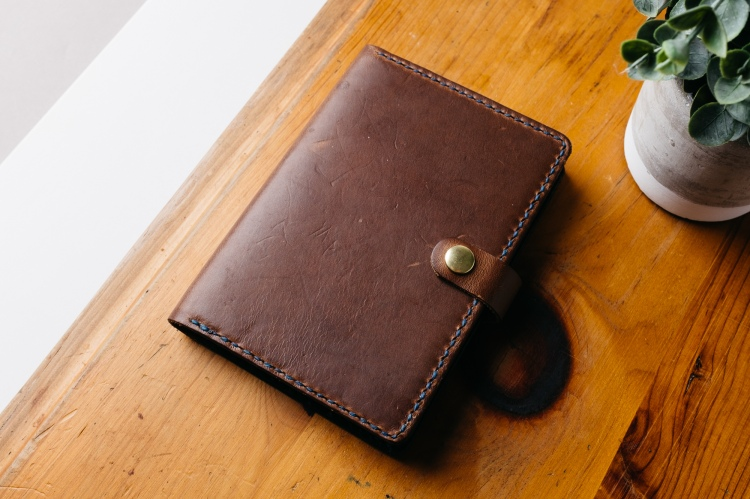 One Star Leather Goods A6 Notebook Cover Review