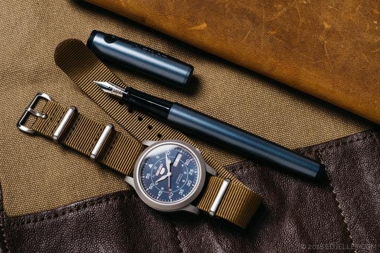 Pilot Explorer Fountain Pen Review-15