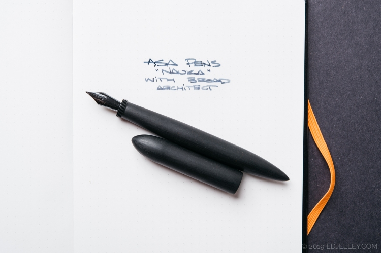 ASA Nauka Fountain Pen Review-10