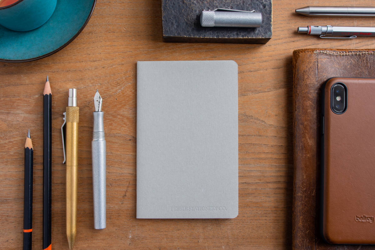 GIVEAWAY - Pebble Stationery Co. Pocket Notebooks!