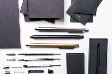 Inventery Co. Interchangeable Pen Pencil-2