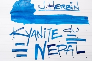 J Herbin Kyanite Du Nepal Ink Review-4