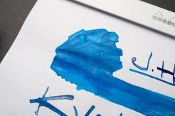 J Herbin Kyanite Du Nepal Ink Review-5