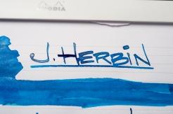 J Herbin Kyanite Du Nepal Ink Review-6