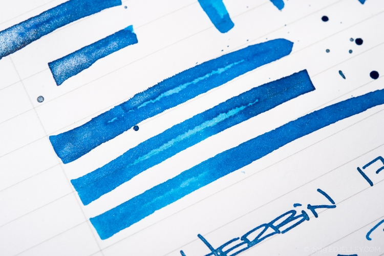 J Herbin Kyanite Du Nepal Ink Review-9