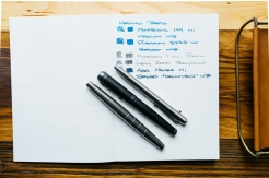 Yoseka Stationery Fountain Pen Notebook Review-11