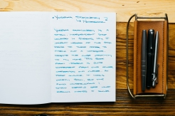 Yoseka Stationery Fountain Pen Notebook Review-6