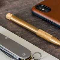 HANDS ON: WINGBACK MECHANICAL PEN ON KICKSTARTER